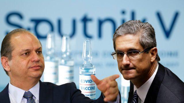 Pressa do líder de Bolsonaro na Sputnik V é que laboratório é ligado ao Centrão