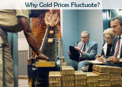 Why Gold Prices Fluctuate