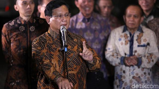 Sindir Telak Prabowo, Sekjen PSI: Berhenti Teropong Kemiskinan Dari Atas Kuda di Hambalang!