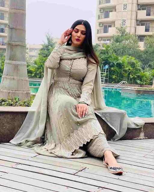 Sapna Chaudhary latest viral video