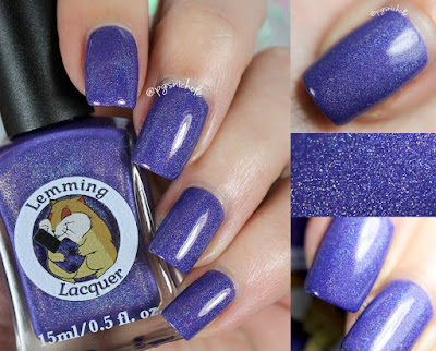 Lemming Lacquer Phrasing! | Damn It, I had Something For This; An Archer Inspired Collection