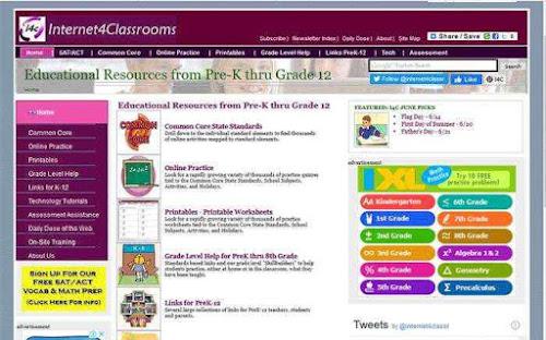 Internet 4 Classrooms