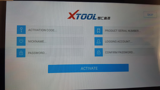 How to Register and Activate Xtool X100 PAD?