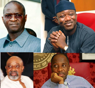 Nigeria ministerial list released,Nigeria ministerial list,