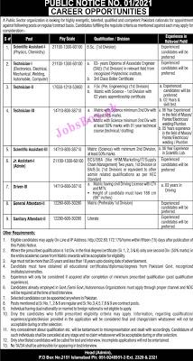 Pakistan-Automic-energy-jobs-2021-online-qpply