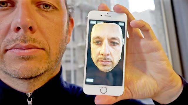 snapchat-seene-3d-selfie-scanning