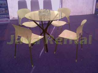 Penyewaan Kursi dan Meja Dealing