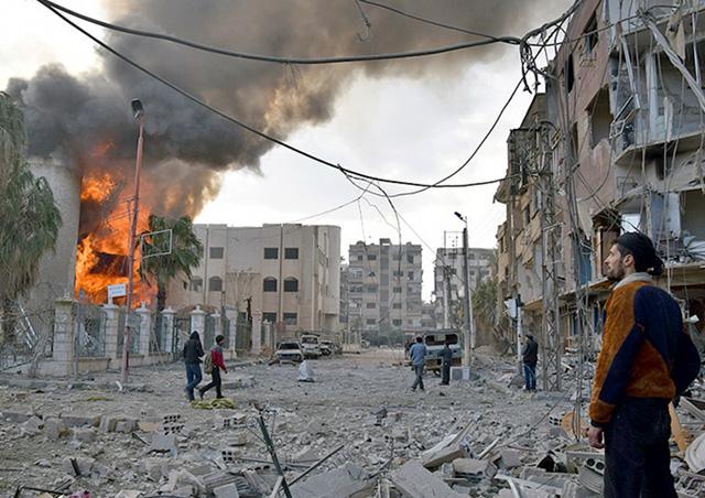 Krisis Suriah 2011