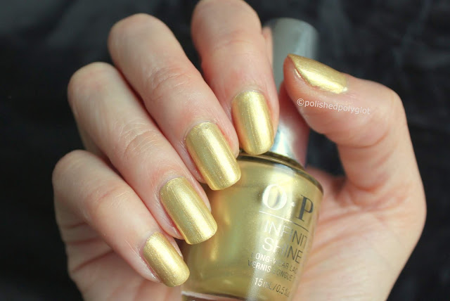 OPI Mexico City nail polish Suzi's slinging Mezcal