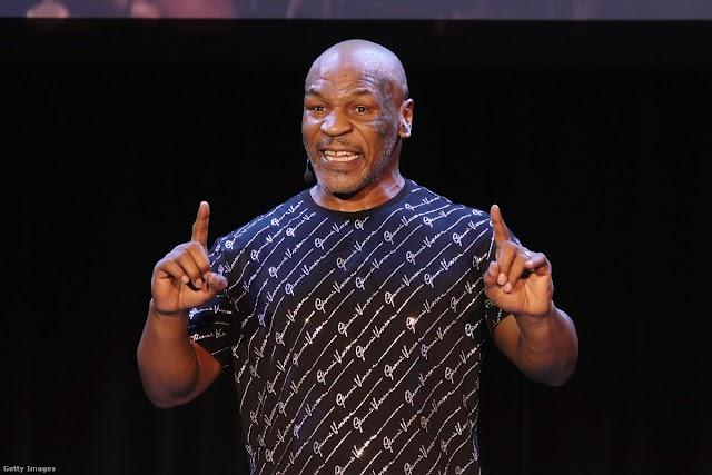 Mike Tyson egy legendával kötött le bokszmeccset