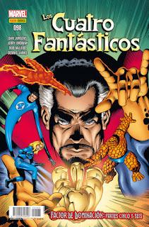 LOS 4 FANTÁSTICOS 98 FACTOR DE DOMINACIÓN...
