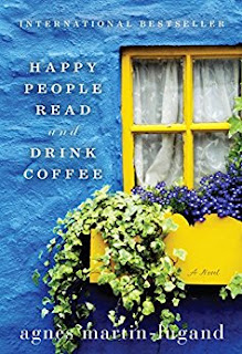 Book Review: Happy People Read and Drink Coffee, by Agnes Martin-Lugand