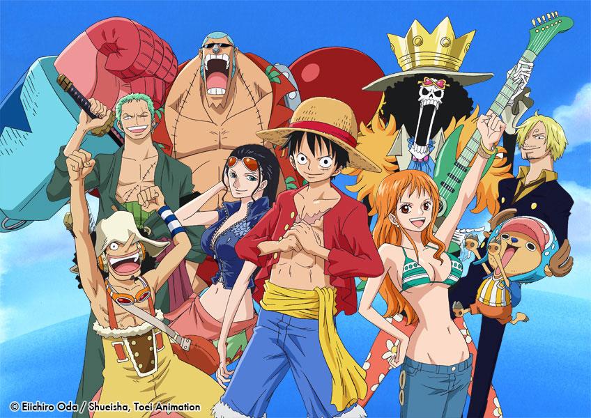 One Piece Full Episode Batch (Paket) Subtitle Indonesia