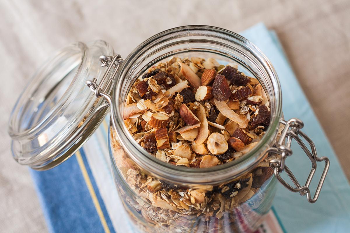 granola rudak a fogyáshoz
