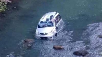 Rombongan Pengantin Asal Jeneponto Menuju Bone Kecelakaan Di Sinjai, 6 Orang Tewas