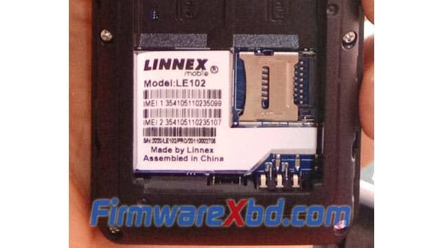 Linnex LE102 6531E Flash File Download