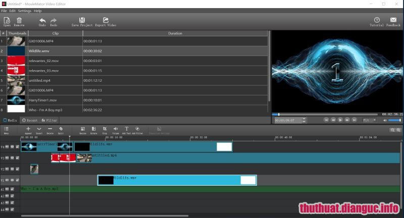 Download MovieMator Video Editor Pro 2.5.7 Full Crack