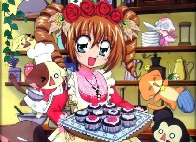 Kirari Tsukishima (Kirarin Revolution) - Karakter Anime Perempuan Paling Rakus dan Cantik