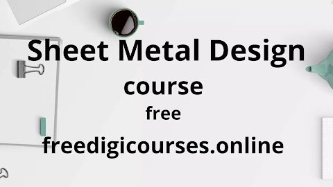 Free Sheet Metal Design Course