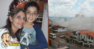 Homicidio doble en Ciudad Guayana | Quemaron vivos a una mujer y a un niño