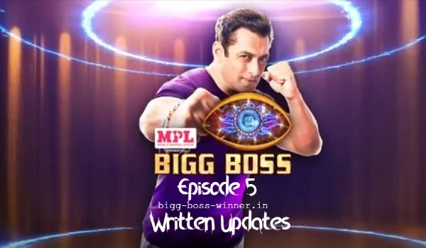 Bigg Boss 14 Written Updates of Episode 5 aired on 7 October 2020