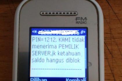 Topindo Tidak Menerima Pendaftaran Server