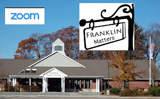 Q&A on Franklin Matters - July 22 at 1:30 PM
