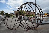 Public Art in Walsh Bay Sydney