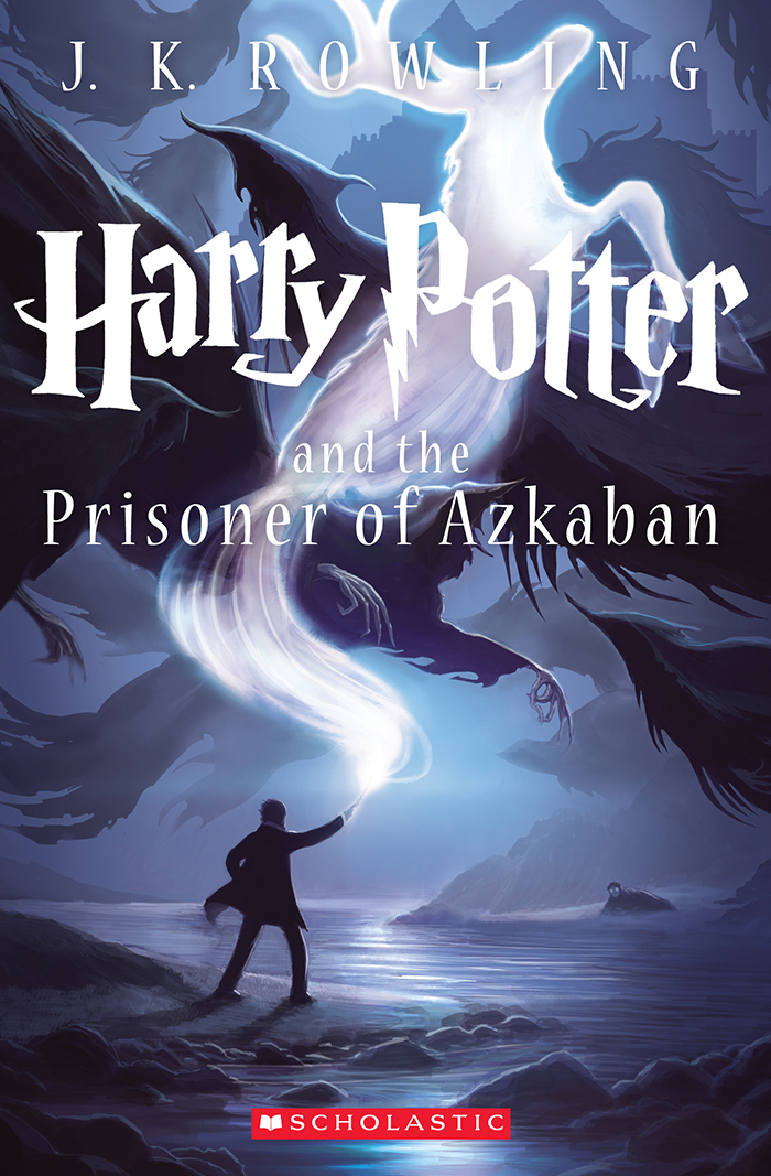 Harry Potter and the Prisoner of Azkaban Special Edition Cover by Kazu Kibuishi