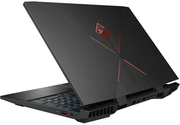 HP OMEN 15-DC1036NS: portátil gaming Core i7, con disco SSD (1 TB) y gráfica GeForce GTX 1660 Ti (6 GB)