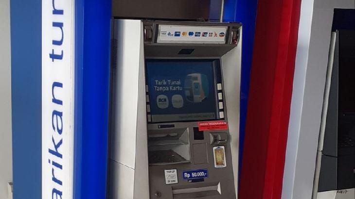5 ATM di Lampung Berhasil di Bobol Komplotan