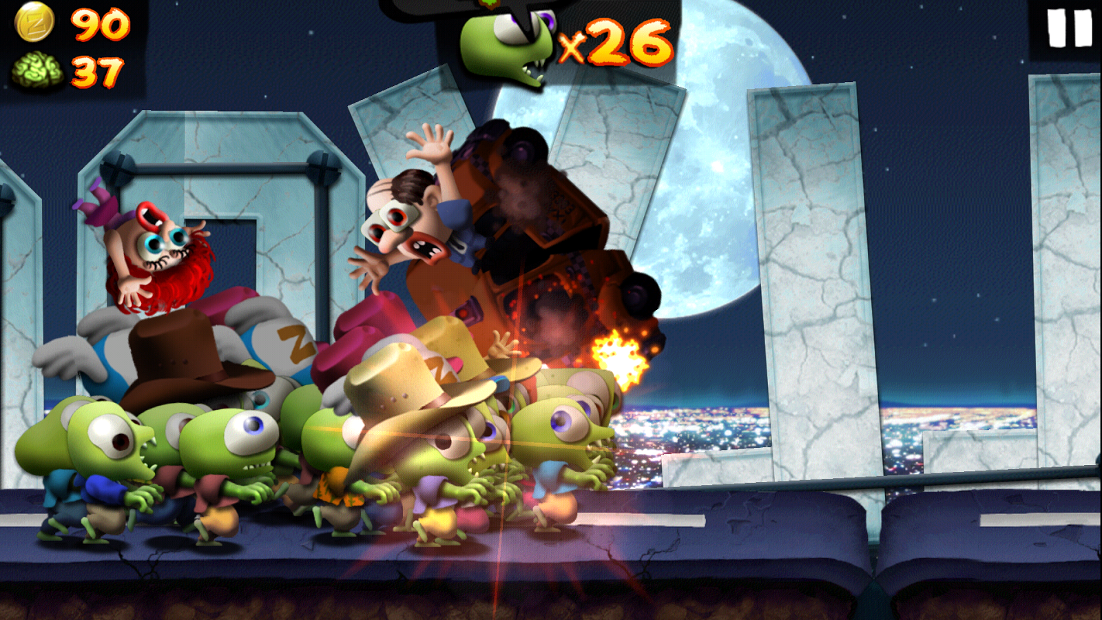 Top 5 jeux hd gratuits sur android et apple 2013 2014 1app4me solution jeux 1app4me - Telecharger angry birds star wars 2 ...