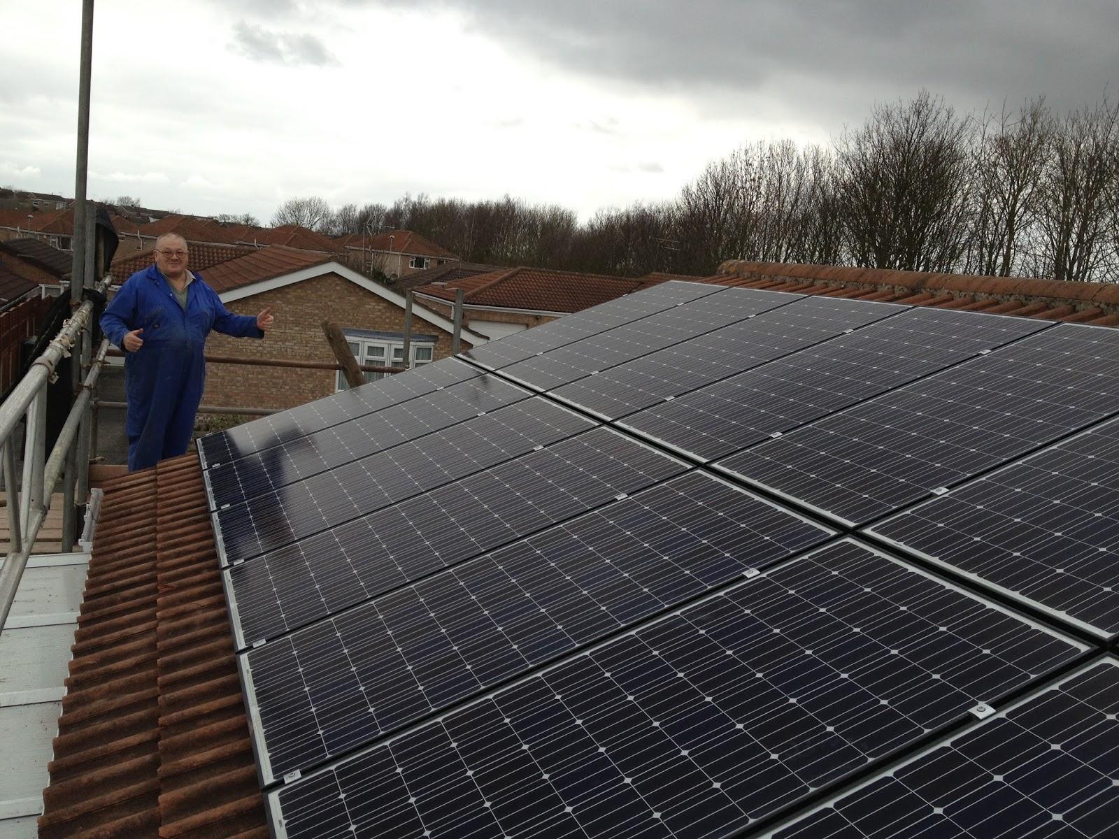 Solar Panel Installation Jb Electrical