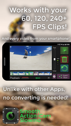 Smooth Action Cam Pro Mod Apk