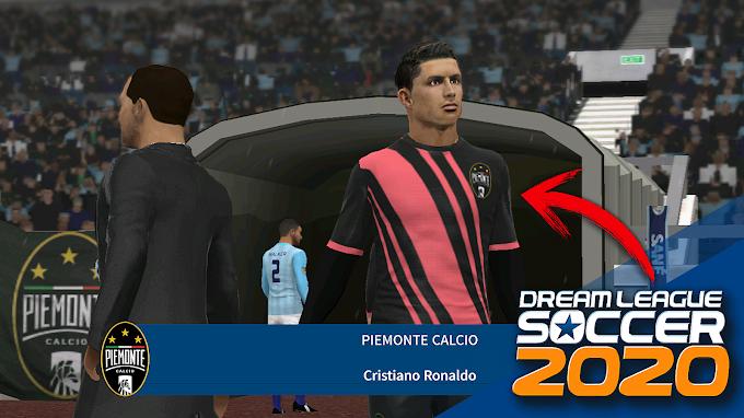 Nuevo Club En DREAM LEAGUE SOCCER 2020 Piemonte Calcio Kit & Logo JUVENTUS FC OFICIAL