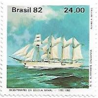Selo Navio-escola Almirante Saldanha