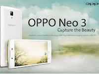 Firmware dan Cara Flash Oppo Neo 3 r381k 100% Ok
