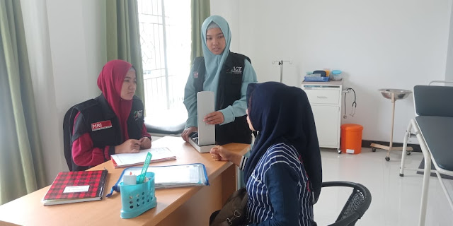 Gandeng Klinik Ummat, ACT Kembangkan PHC di Palembang