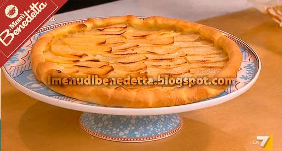 Crostata Di Mele E Ananas La Ricetta Di Benedetta Parodi
