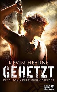 [Rezension] Die Chronik des Eisernen Druiden 1: Gehetzt – Kevin Hearne