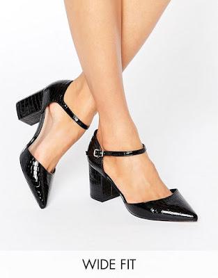 Zapatos de Tacon Bajo comodos