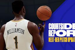 NBA 2K21 Next-Gen Update #2 Courtside Report