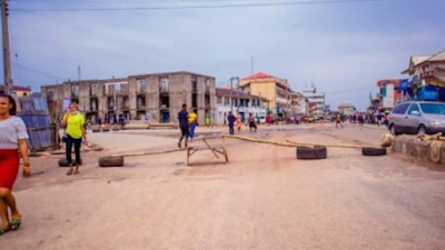 [Pictures] See How Lockdown Is Being Observed In Owerri