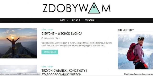 Zdobywam.pl także w mediach Kujawskiej Grupy Medialnej