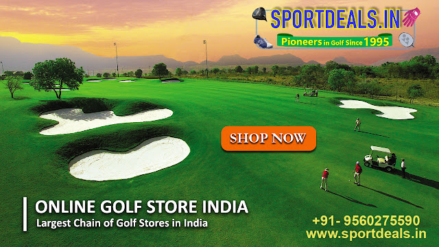 Golf Clubs in India | Golf Sets: SportDeals.In