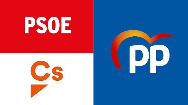PSOE y Cs