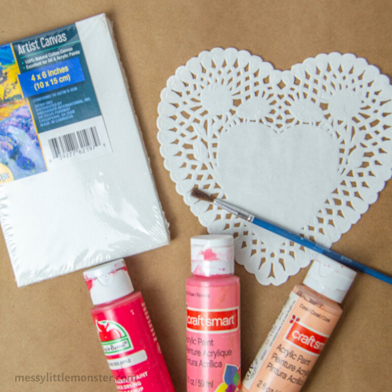 paper doily craft supplies