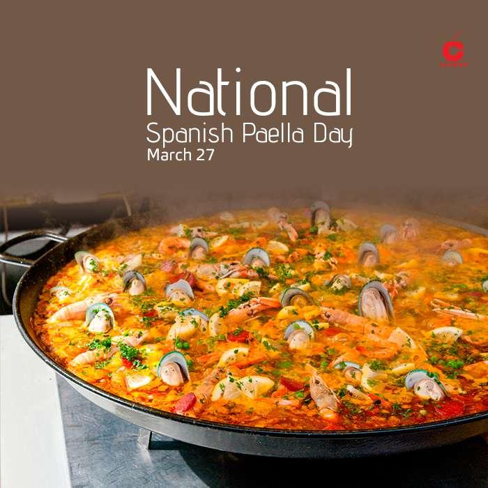 National Spanish Paella Day Wishes for Whatsapp
