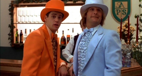 The Ace Black Movie Blog Movie Review Dumb And Dumber 1994