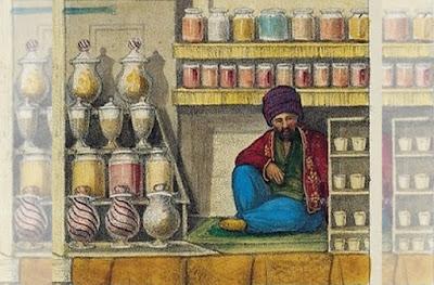 şekerin tarihi